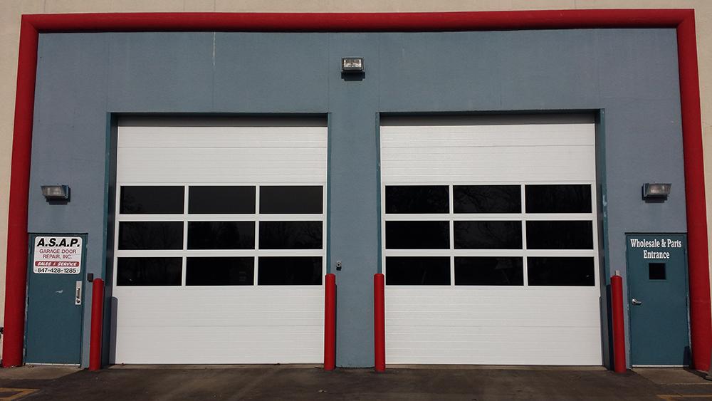 Schaumburg Il Garage Doors Installation And Repair Asap Garage Door Repair