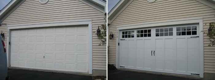 Garage Door Installation in Crystal Lake, Huntley, Cary, Algonquin IL