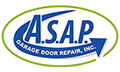 ASAP Garage Door Repair Logo