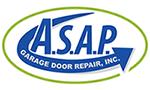 ASAP Garage Door Repair Logo